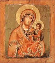 Икона Богородицы Одигитрия Седмиезерная