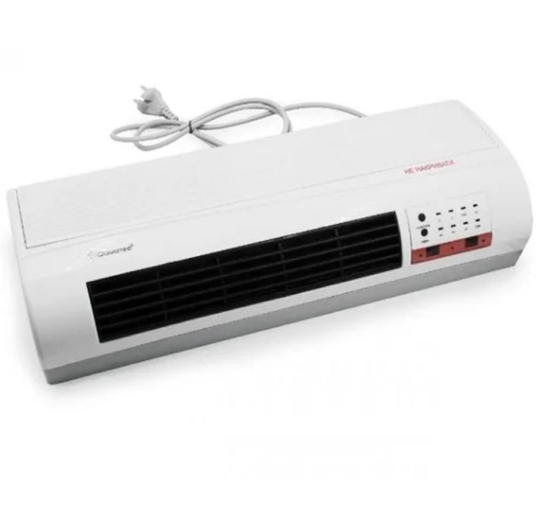 Тепловентилятор настенный Domotec MS-5961 2000 Вт обогрев, охлаждение