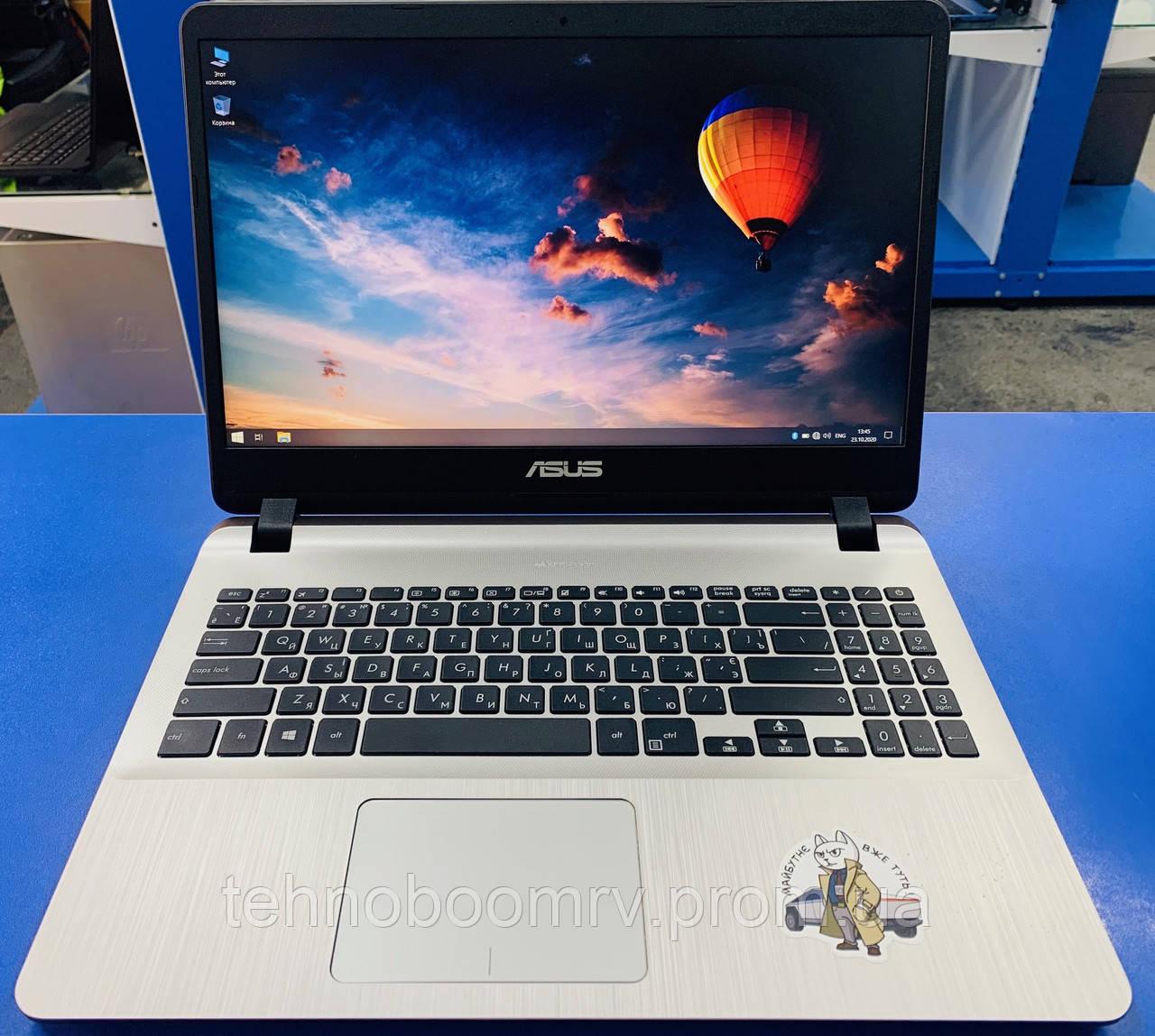 ASUS/15.6 FHD/Intel Core i3-7020U 2.3GHz/DDR4 8GB/HDD 1TBНет в наличии