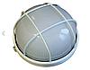 Герметичный светильник ЖКХ 6Вт 6500K IP54, антивандальный белый