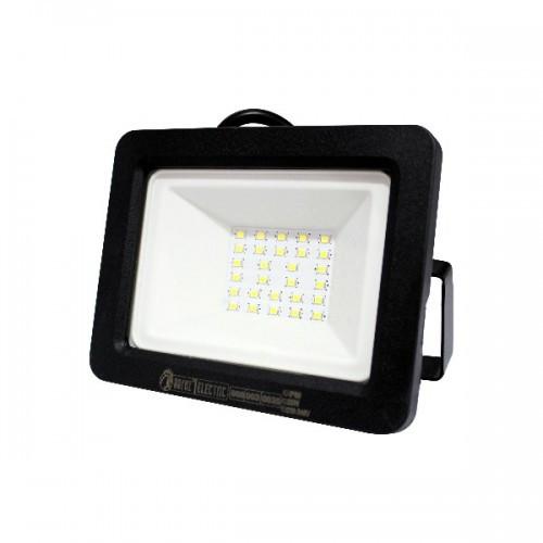 """Прожектор світлодіодний Horoz Electric """"PUMA-20"""" 20W 6400K"""