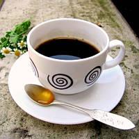 Сервіз чайний з малюнком на 6 персон Luminarc Essence Sirocco Brow 12 предметів 220 мл (P6890)