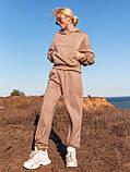 Стильный спортивный костюм женский 42-46, 46-50, фото 5