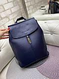 Женский рюкзак кожзам, фото 4