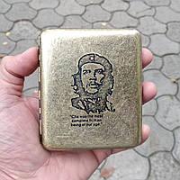 Портсигар металлический на 20 сигарет, Че Геваро, фото 1