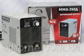 Зварювальний інвертор СТАЛЬ ММА-250 Д