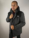 Мужская куртка North Face, фото 3