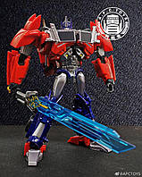 Робот-трансформер Оптимус Прайм, Трансформеры Прайм, 16 см - APC Toys, Optimus Prime, TFP