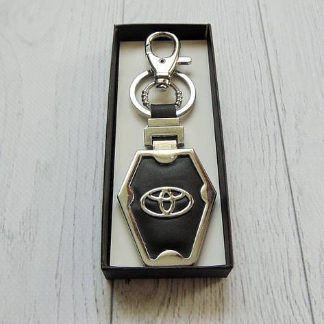 Автомобільний брелок Toyota (Тойота), фото 2