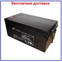 Аккумулятор Luxeon 260Ач LX12-260MG, фото 1