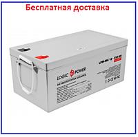 Аккумулятор LogicPower 250Ач LPM-MG 12-250, фото 1