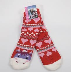 Носки с мехом и силиконом на подошве размер 35-40 2011-3