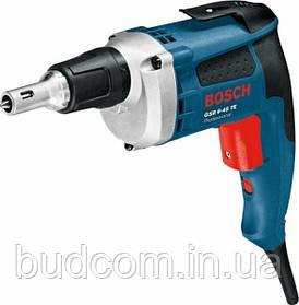 Шуруповерт Bosch GSR 6-45 TE 0601445100