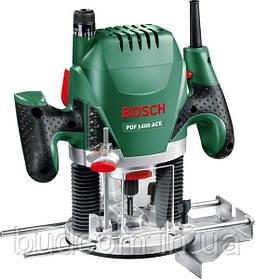 Фрезер Bosch POF 1400 ACE + набор оснастки 060326C801