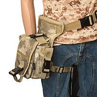 Тактична стегновий сумка MFH HDT-camo 30701P