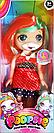 Кукла единорожка Пупси / Poopsie музыкальная 32см (красный) , фото 2