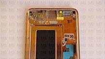 Дисплей с сенсором Samsung G960 Galaxy S9 Gold, GH97-21696E, фото 3