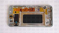 Дисплей с сенсором Samsung G970 Galaxy S10e  White, GH82-18852B, оригинал!, фото 3