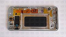 Дисплей с сенсором Samsung G970 Galaxy S10e  White, GH82-18852B, оригинал!, фото 2