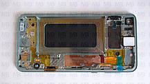 Дисплей с сенсором Samsung G970 Galaxy S10e  Green, GH82-18852E, оригинал!, фото 2