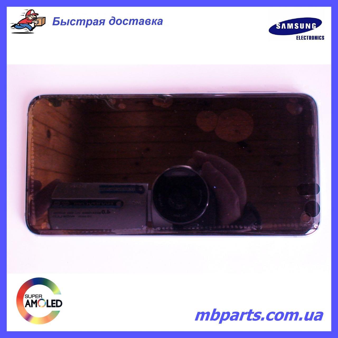 Дисплей с сенсором Samsung G970 Galaxy S10e  Green, GH82-18852E, оригинал!