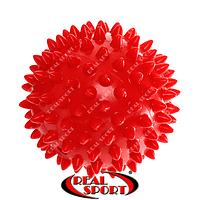 Мячик массажер резиновый Planeta FI-5653-7 d-7см