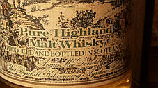 Виски 1970-е г.г. Black Jack Шотландия 12 лет выдержки Винтаж, фото 3