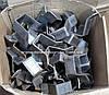 Уловители верхние без покрытия (черный металл) толщина 4 мм. Ширина 50-80мм, фото 2