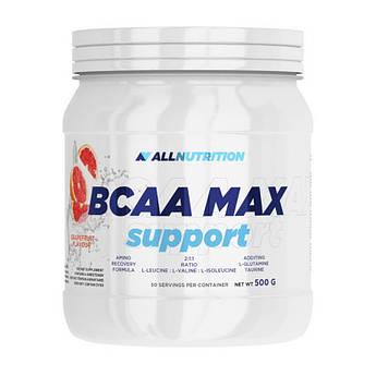 БЦАА AllNutrition BCAA Max (500 г) алл нутришн strawberry