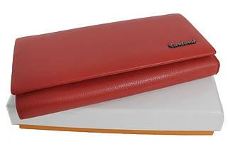 Шкіряний, якісний жіночий гаманець Cardinal YR 5242