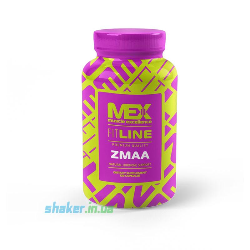 Бустер тестостерона MEX Nutrition ZMAA (120 капс) змаа менкс нутришн
