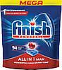 Таблетки для посудомоечных машин класик Finish All In 1 Max 94 шт