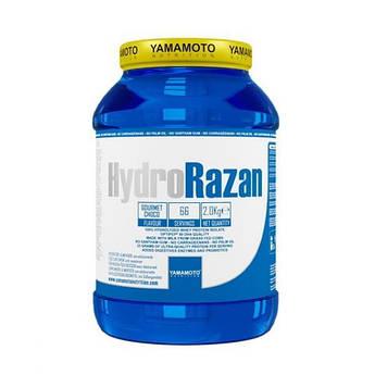 Сывороточный протеин гидролизат Yamamoto nutrition Hydra Razan (2000 г) ямамото нутришн Unflavored