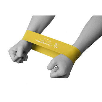 Фітнес резинка 4114 Light - Жовта