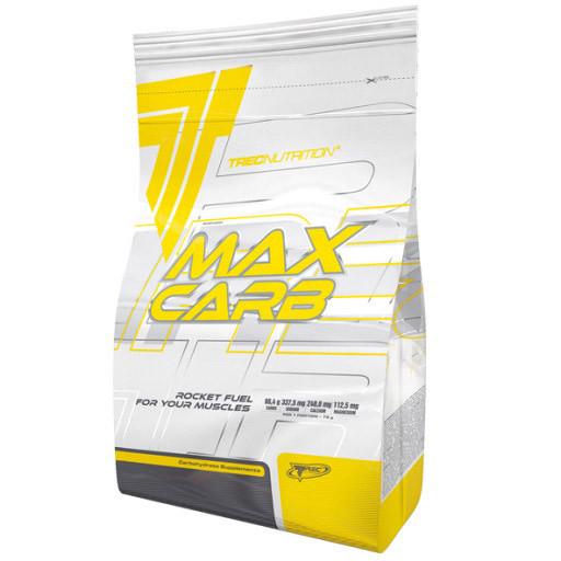 Энергетик карбо углеводы TREC nutrition Max Carb (3 кг) трек нутришн orange
