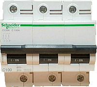 Автомат 100A 3P C C120N A9N18367 Schneider Electric, фото 1