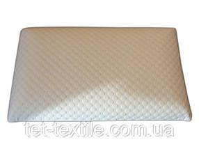 Ортопедическая подушка с эффектом памяти 70х40см.