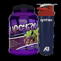 Сывороточный протеин изолят Syntrax Nectar (907 г) синтракс нектар Wild Grape