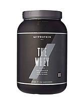 Сывороточный протеин изолят Myprotein The Whey (1740 г) майпротеин зе вей Vanilla Crème