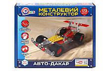 Конструктор для дітей металевий машина Технок арт. 4920