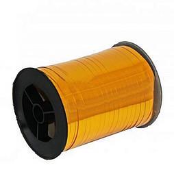 Моток стрічки нитки золото, 0,5 см(130м)