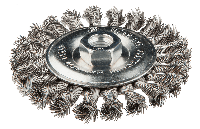 Щетка проволочная дисковая 125 мм (5)