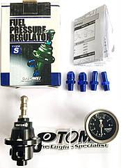 Регулятор давления топлива Tomei type S Черный
