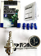 Регулятор давления топлива Tomei type S Серый