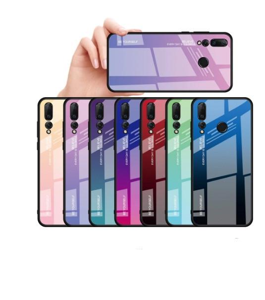 Чохол Gradient для Huawei P40 Lite E (різні кольори)