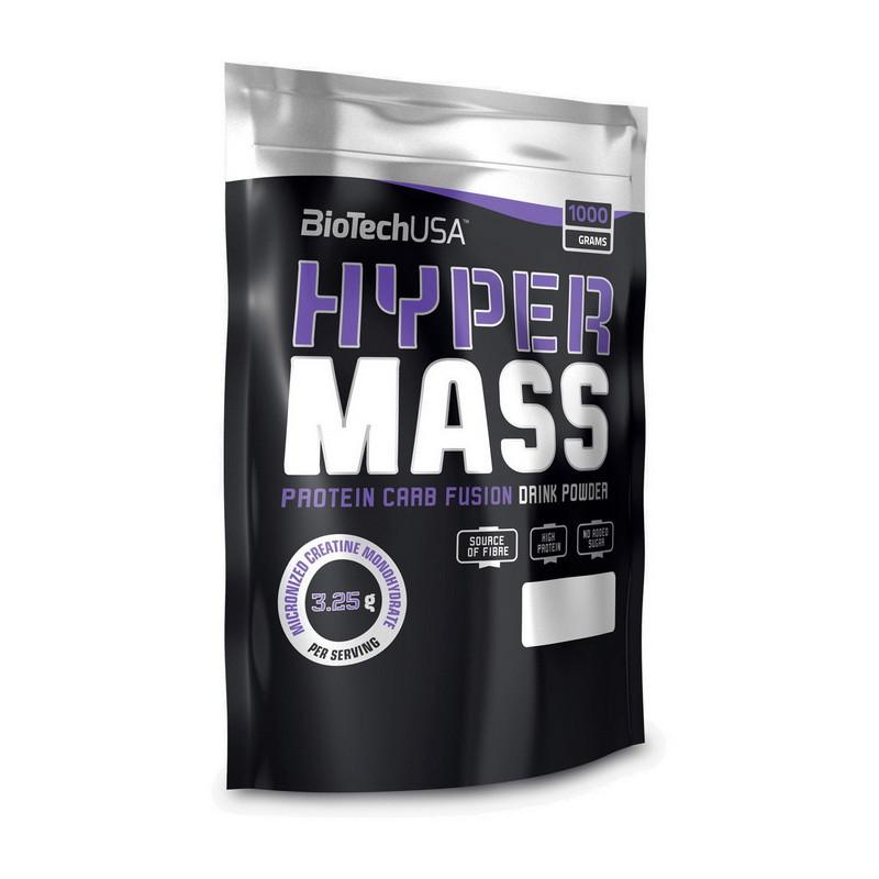 Гейнер для набора массы BioTech Hyper Mass (2,27 кг) биотеч гипер масс raspberry-yogurt