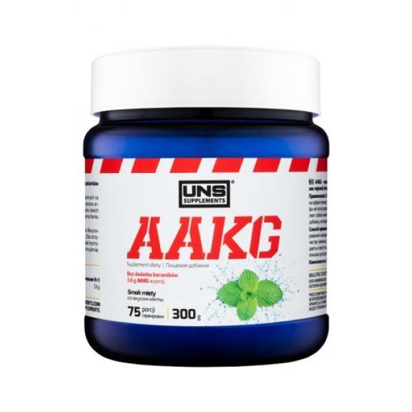 L-аргинин альфа-кетоглютарат UNS AAKG  (300 г) аакг юнс Mint