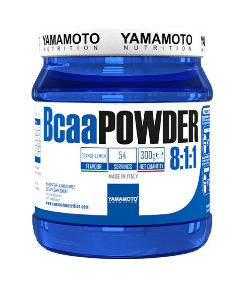 БЦАА Yamamoto Nutrition BCAA Powder 8:1:1 (300 г) ямамото нутришн без вкуса