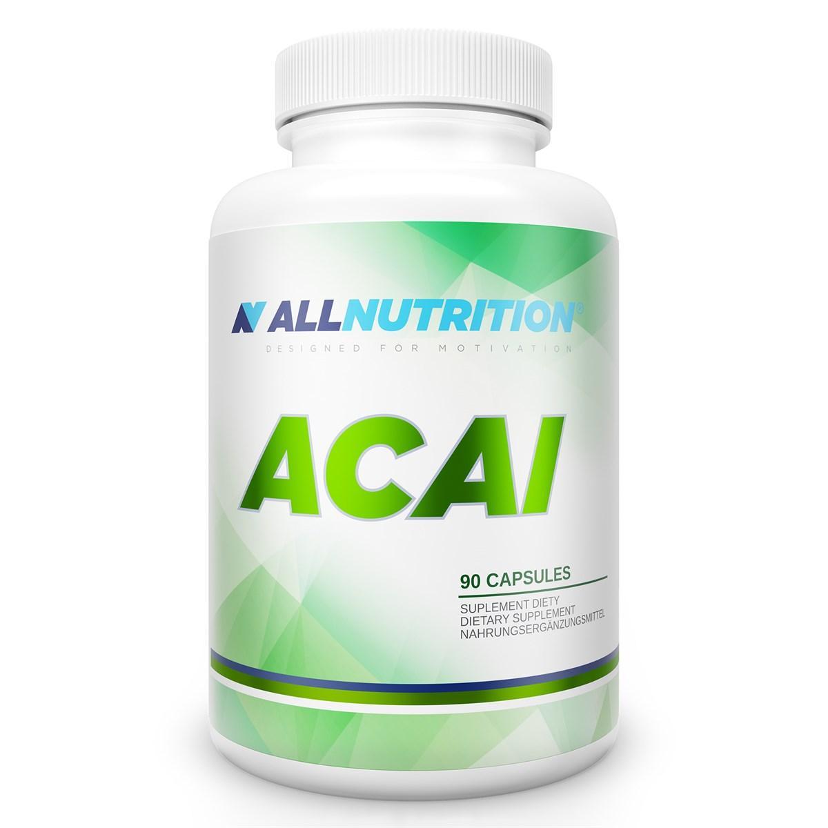 Ягоды асаи экстракт AllNutrition ACAI (90  капс) алл нутришн
