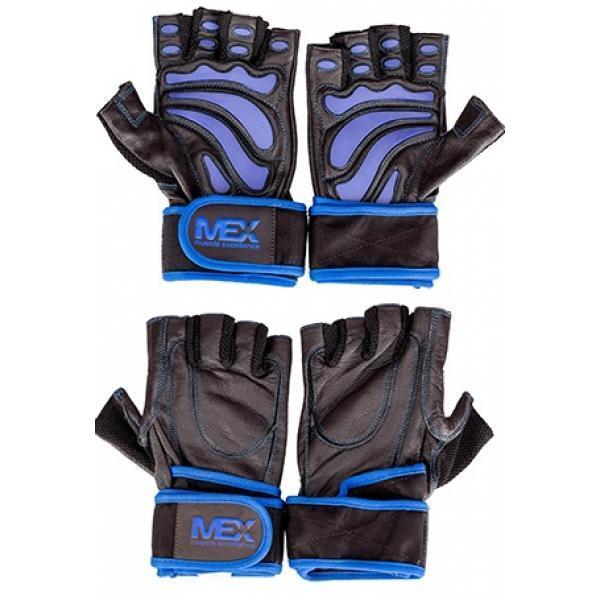 Перчатки для фитнеса MEX Nutrition PRO ELITE gloves (размер L) мекс нутришн